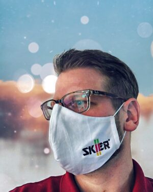 SKIER Mouth Mask