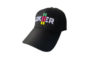 SKIER Black Cap