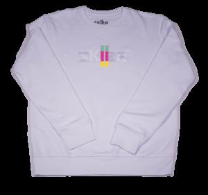 SKIER Branco Sweater