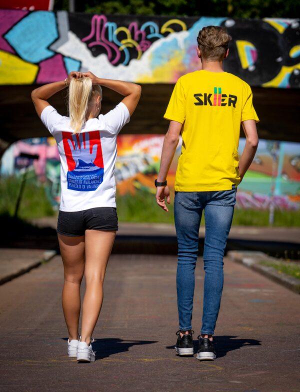SKIER LETO t-shirt